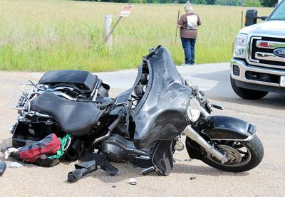 Motorcycle Accident with Personal Injury