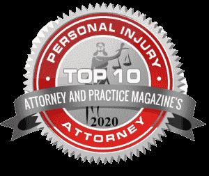 AP Personal Injury Badge