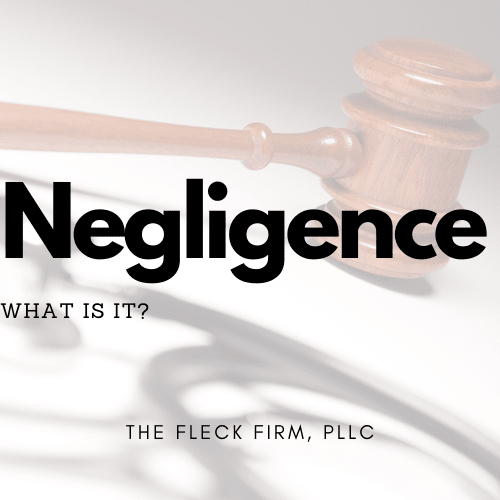 Negligence, What is It Blog Article