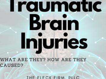 Traumatic Brain Injuries Blog Logo