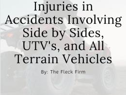 ATV Injuries Attorney