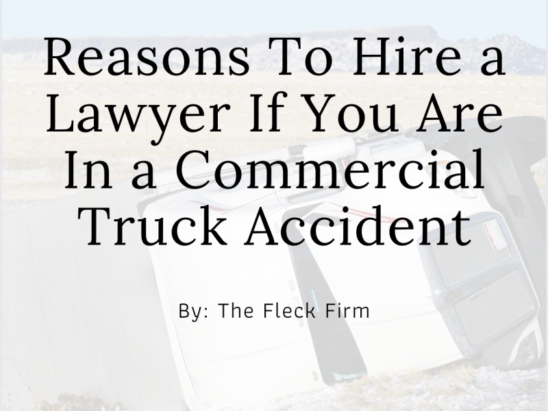 Truck accident attorney image
